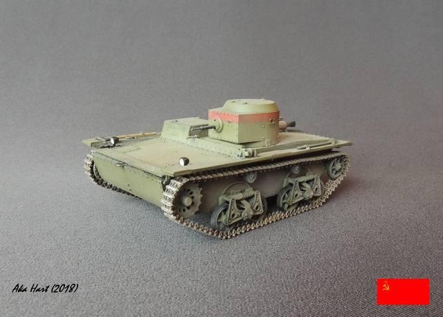 Плавающий танк Т-38 ГОТОВО - Страница 5 21583078_m