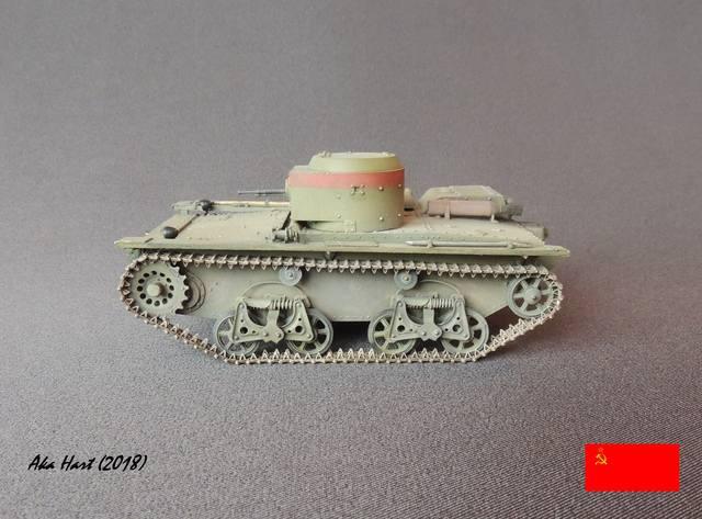 Плавающий танк Т-38 ГОТОВО - Страница 5 21583079_m