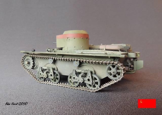 Плавающий танк Т-38 ГОТОВО - Страница 5 21583080_m