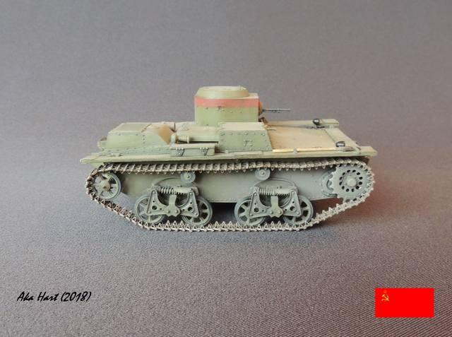 Плавающий танк Т-38 ГОТОВО - Страница 5 21583085_m