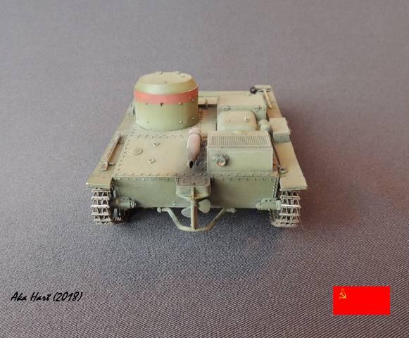 Плавающий танк Т-38 ГОТОВО - Страница 5 21583082_m