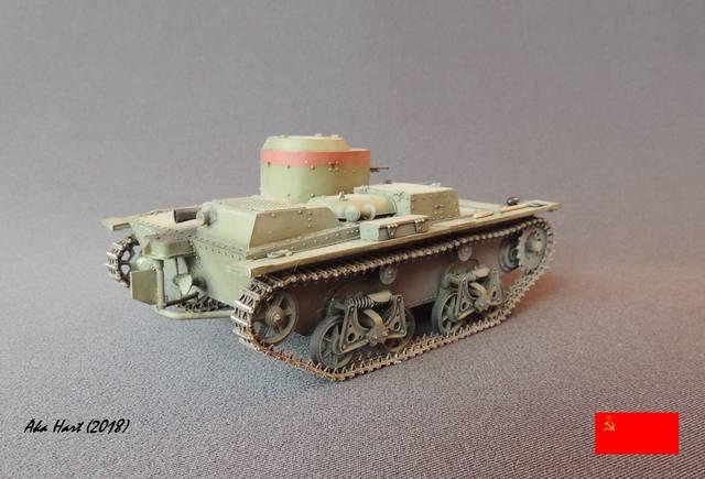 Плавающий танк Т-38 ГОТОВО - Страница 5 21583084_m