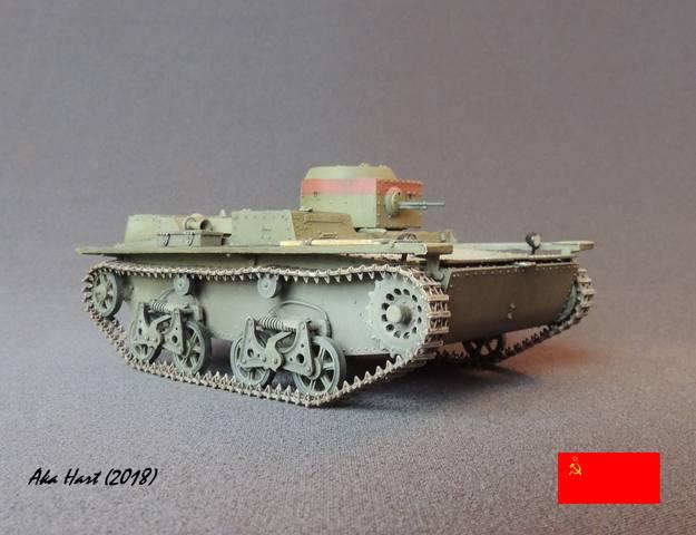 Плавающий танк Т-38 ГОТОВО - Страница 5 21583086_m