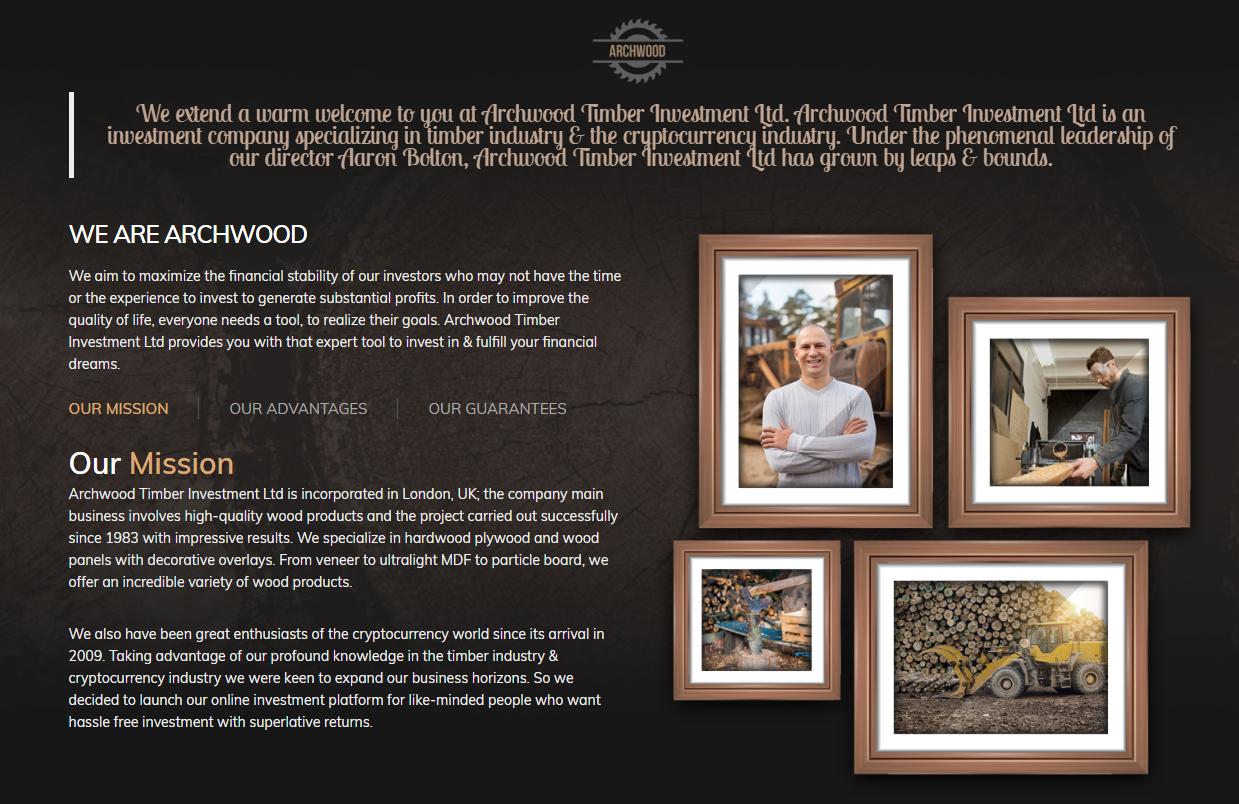 Archwood Timber Investment Ltd - archwood.biz 22157408