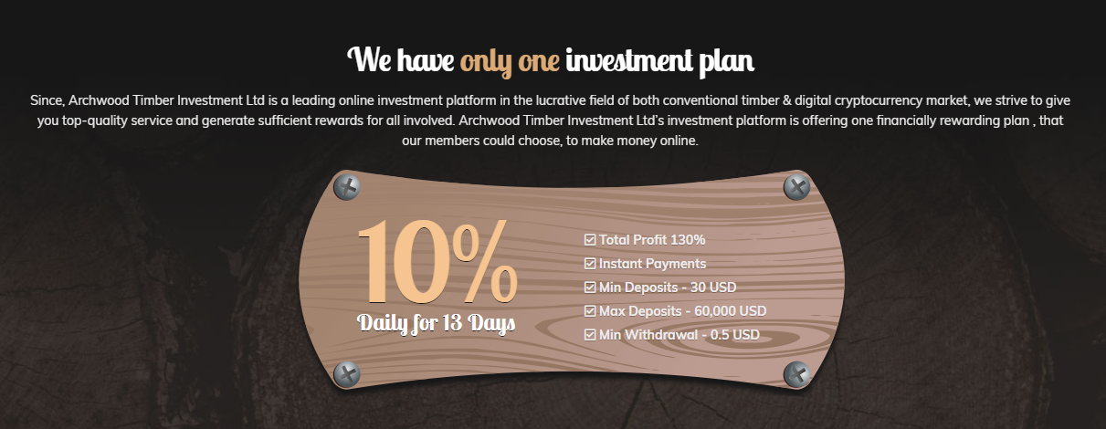 Archwood Timber Investment Ltd - archwood.biz 22157423