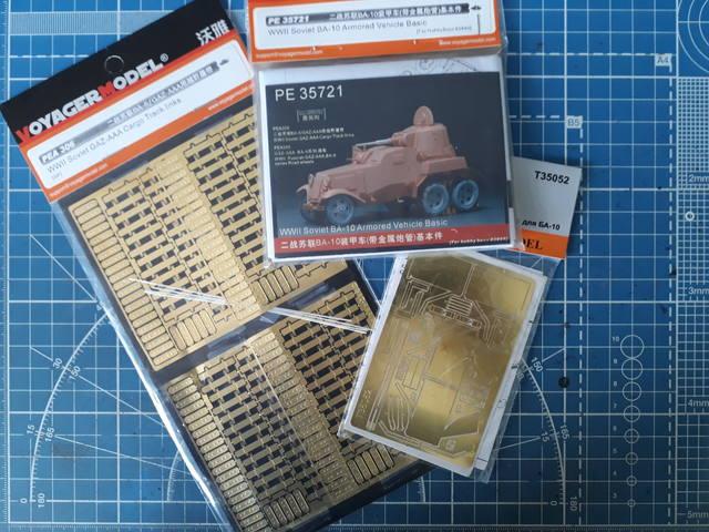 Ба-10 средний бронеавтомобиль 22382429_m