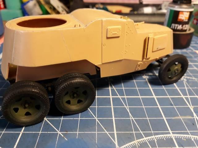 Ба-10 средний бронеавтомобиль 22556724_m