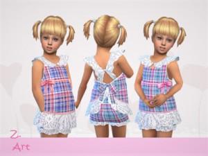 Для тоддлеров (платья, туники, комлекты с юбками)   - Страница 19 23021596
