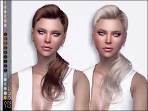 Женские прически (длинные волосы) - Страница 31 23021908