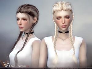 Женские прически (длинные волосы) - Страница 31 23022001