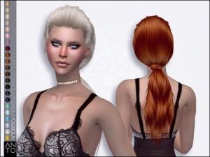 Женские прически (длинные волосы) - Страница 31 23129761