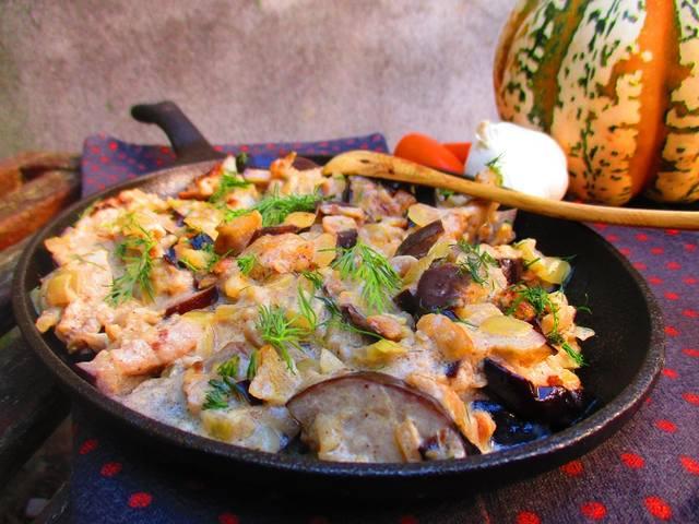 - Блюда с овощами, фаршированные овощи  и др. - Страница 12 23809394_m