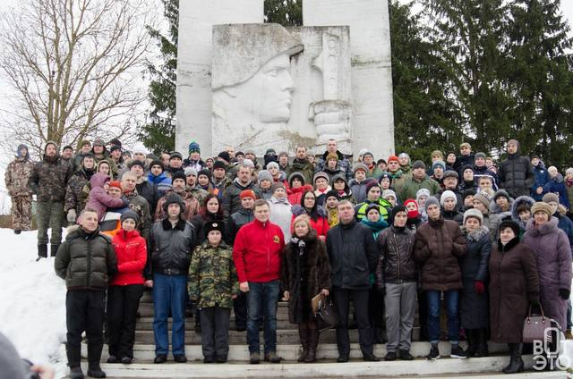 """15-16 декабря, рейд памяти """"Танковый прорыв"""", Тверская обл. 24189116_m"""