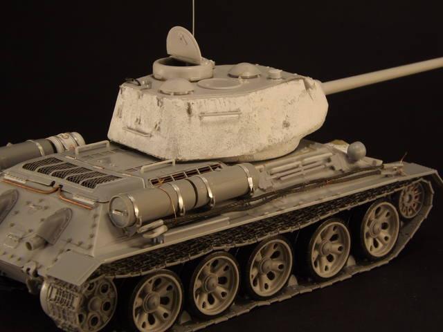 Т-34-85 з-да №112 с орудием С-53 24637463_m