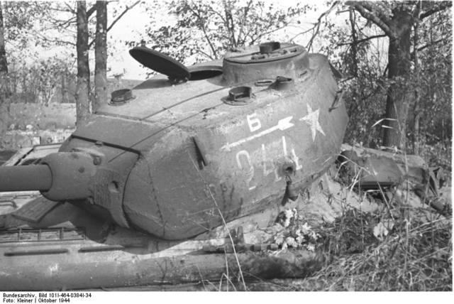 Т-34-85 з-да №112 с орудием С-53 - Страница 2 24640702_m