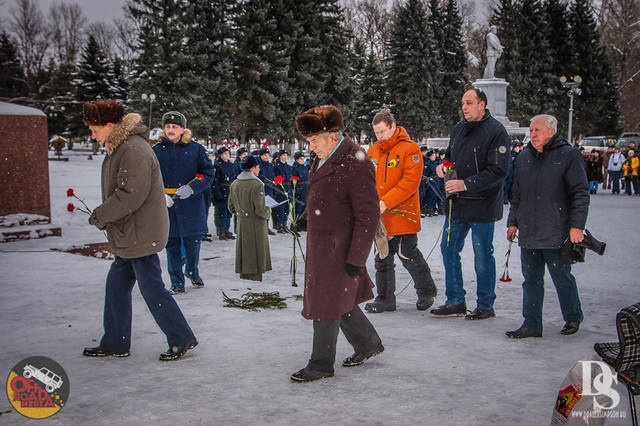 """15-16 декабря, рейд памяти """"Танковый прорыв"""", Тверская обл. 24670416_m"""