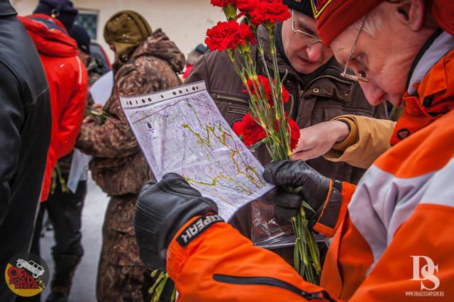 """15-16 декабря, рейд памяти """"Танковый прорыв"""", Тверская обл. 24670421_m"""