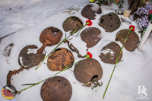 """15-16 декабря, рейд памяти """"Танковый прорыв"""", Тверская обл. 24670426_m"""