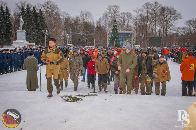 """15-16 декабря, рейд памяти """"Танковый прорыв"""", Тверская обл. 24670417_m"""