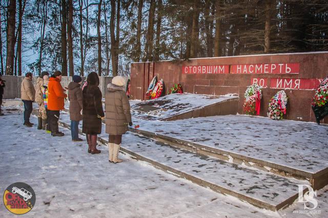 """15-16 декабря, рейд памяти """"Танковый прорыв"""", Тверская обл. 24670434_m"""
