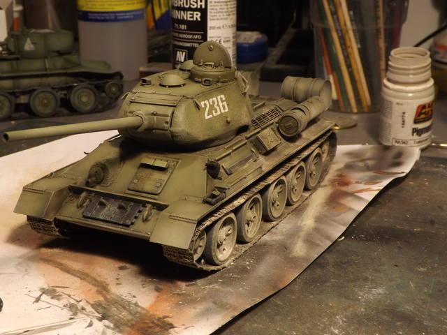 Т-34-85 з-да №112 с орудием С-53 - Страница 2 24754249_m