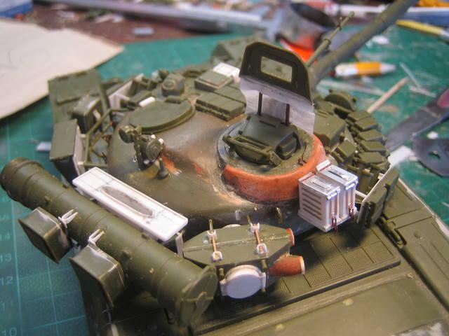 Т-80 БВ Звезда 1/35 25130267_m