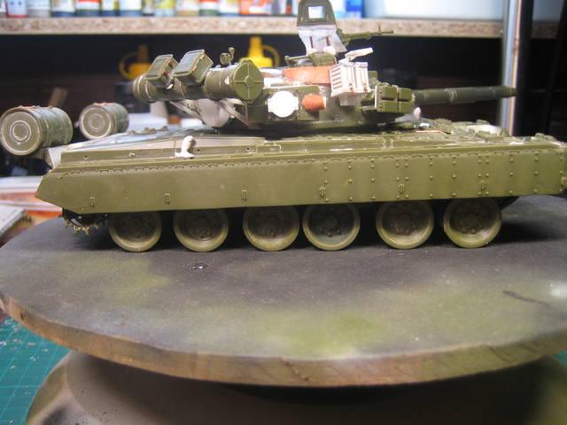 Т-80 БВ Звезда 1/35 25130271_m