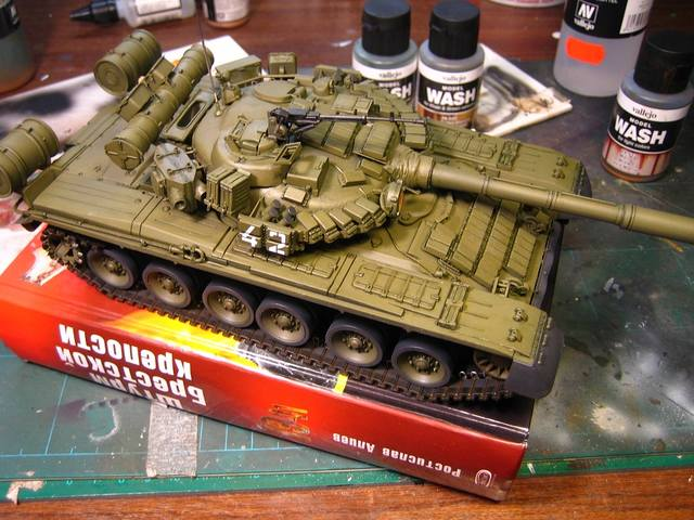 Т-80 БВ Звезда 1/35 25130385_m