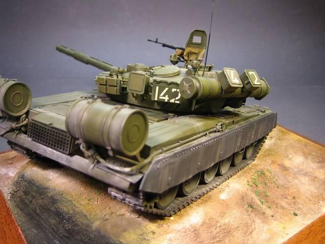 Т-80 БВ Звезда 1/35 25130443_m