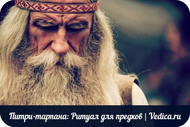 Ритуал - ПИТРИ ТАРПАНА - РИТУАЛ УДОВЛЕТВОРЕНИЯ УМЕРШИХ ПРЕДКОВ. 25767774_m