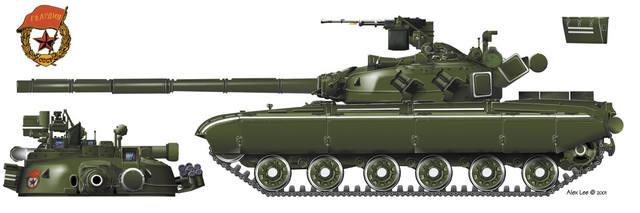 Т-64АВ Trumpeter 01580 1:35 - Страница 3 25936755_m