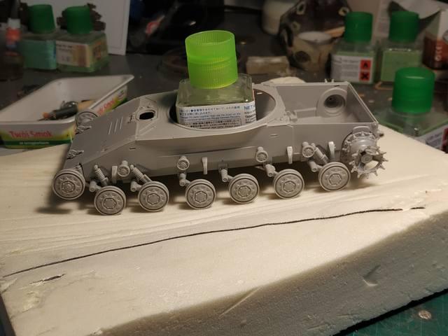 Т-64АВ Трумпетер 1/35  27056594_m