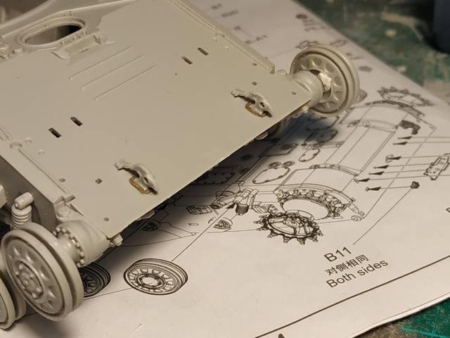 Т-64АВ Трумпетер 1/35  27057002_m
