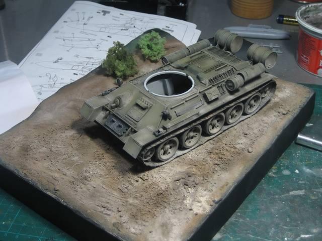 Т-64АВ Трумпетер 1/35  27168391_m