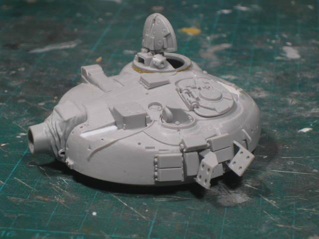 Т-64АВ Трумпетер 1/35  27168412_m