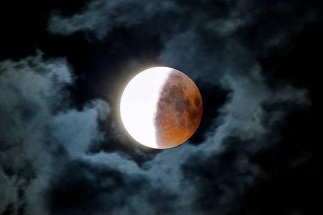 Лунное Затмение 16/17 Июля 2019 года  Особенность события - в Уникальных Конфигурациях. 27214262_m