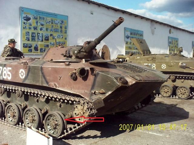 Алюминиевые танки. Техника ВДВ. БМД-1П - Страница 3 27377752_m