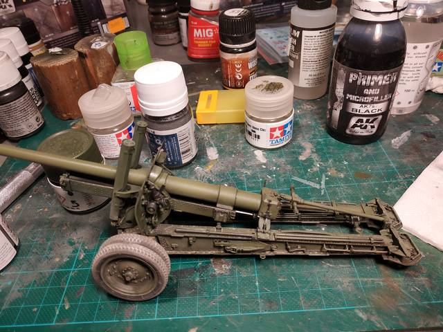 Т-64АВ Трумпетер 1/35  - Страница 4 27542993_m