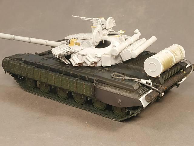 Т-64АВ Трумпетер 1/35  - Страница 5 27834093_m