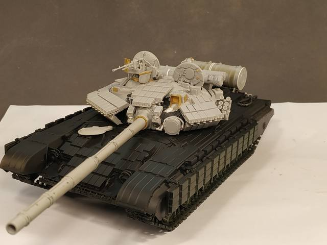 Т-64АВ Трумпетер 1/35  - Страница 5 27834096_m