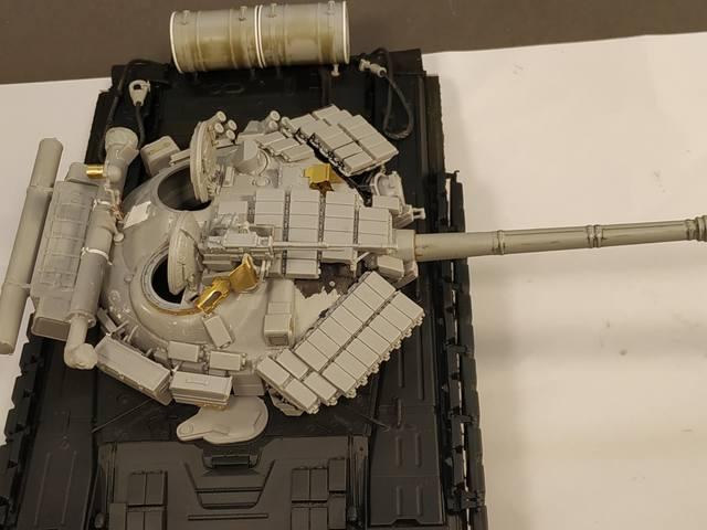 Т-64АВ Трумпетер 1/35  - Страница 5 27834099_m
