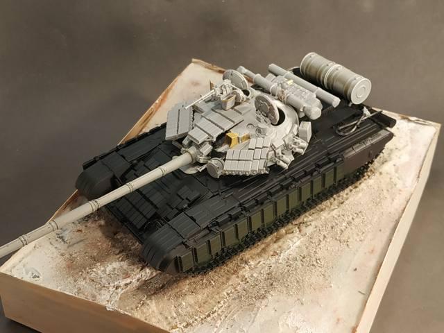 Т-64АВ Трумпетер 1/35  - Страница 5 27834109_m