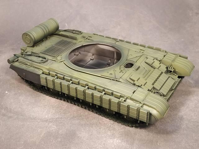 Т-64АВ Трумпетер 1/35  - Страница 7 27863227_m