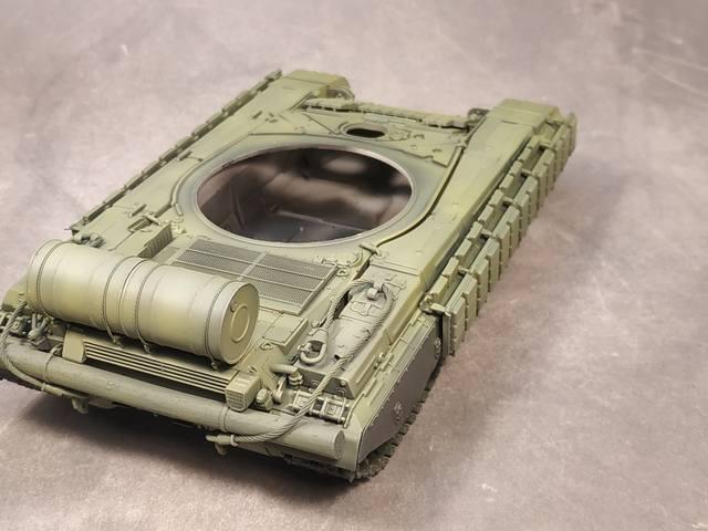 Т-64АВ Трумпетер 1/35  - Страница 7 27863228_m
