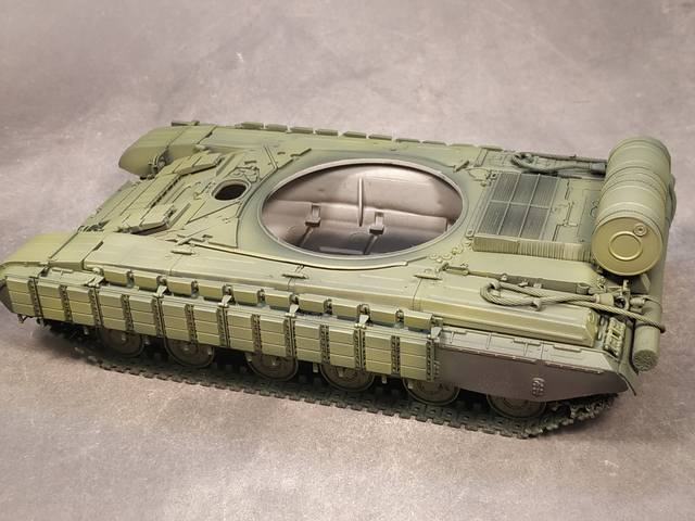 Т-64АВ Трумпетер 1/35  - Страница 7 27863229_m