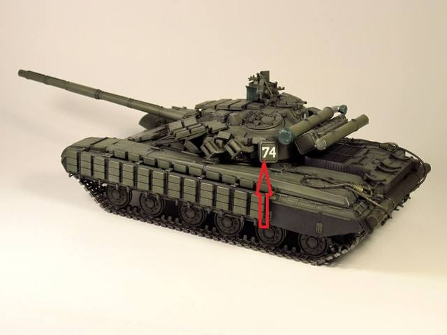 Т-64АВ Трумпетер 1/35  - Страница 7 27927639_m