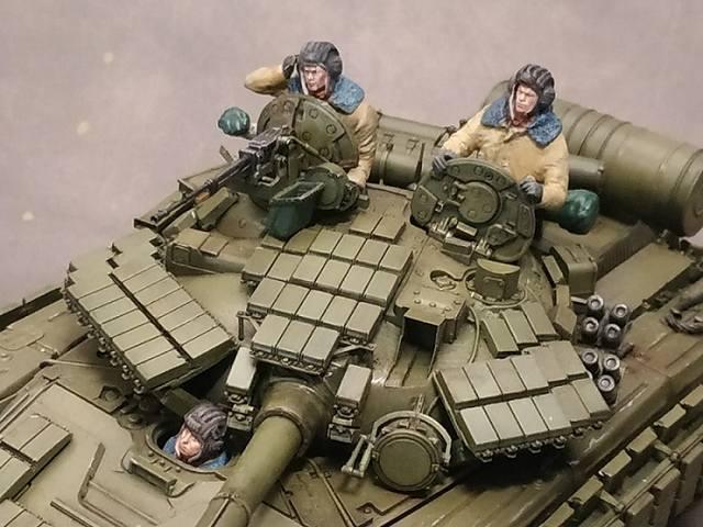 Т-64АВ Трумпетер 1/35  - Страница 9 28276519_m
