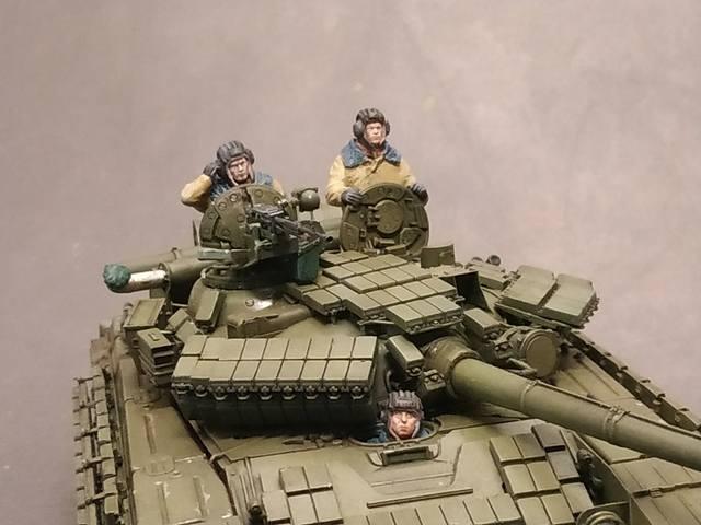 Т-64АВ Трумпетер 1/35  - Страница 9 28276520_m