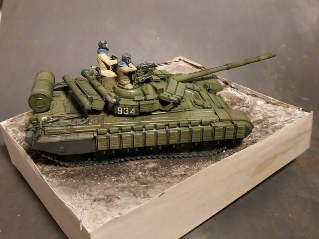 Т-64АВ Трумпетер 1/35  - Страница 9 28276518_m
