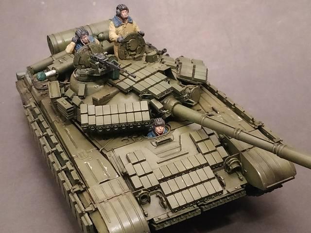 Т-64АВ Трумпетер 1/35  - Страница 9 28276522_m